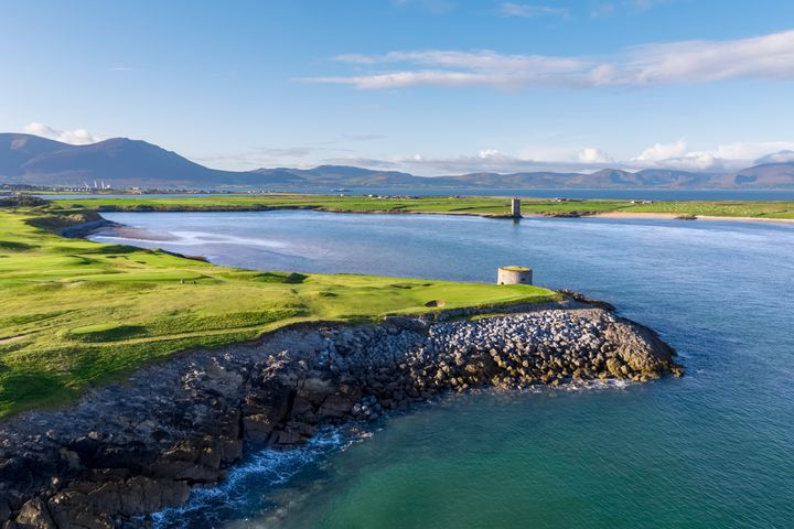 Amsterdam Schiphol Airport (AMS) to Tralee - 5 ways to travel