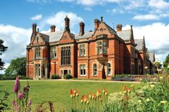 Rockliffe Hall Hotel, Golf & Spa 5*