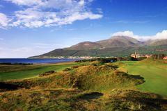 Royal County Down Golf Tours