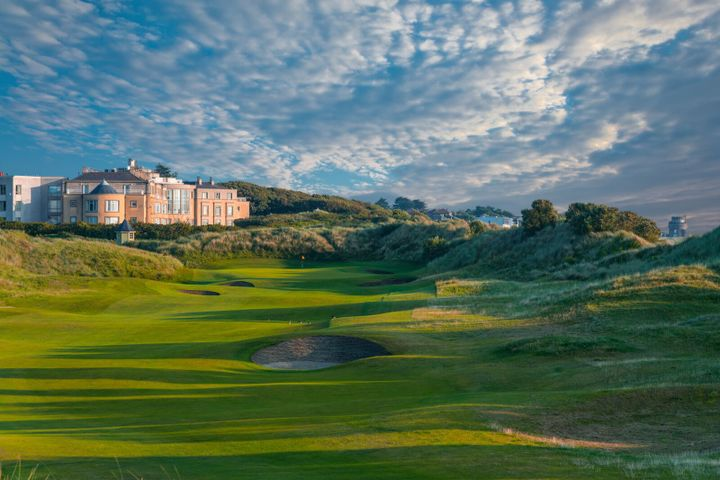 Portmarnock and Dublin Links Golf Tours