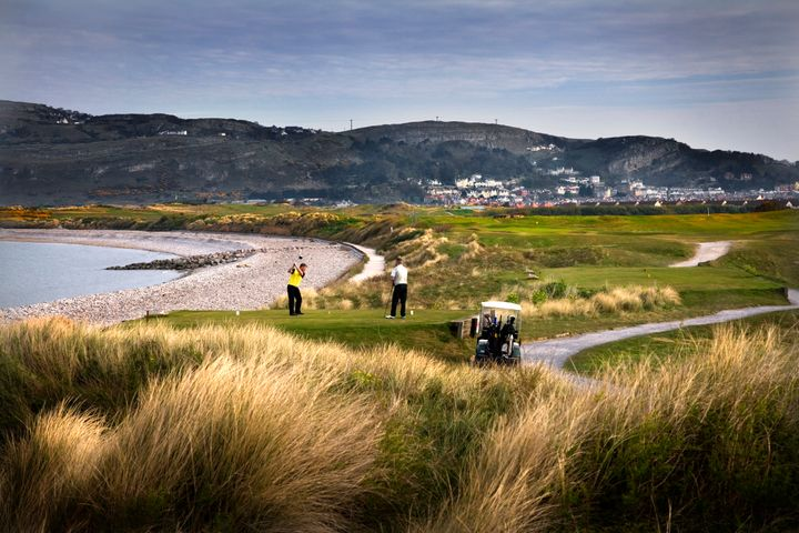 Anglesey and Llandudno Golf Tours