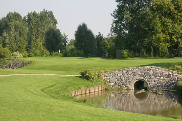Golf in Belgium