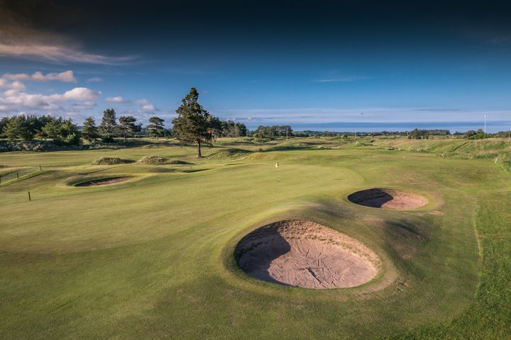 Dundee and Carnoustie Golf Tours