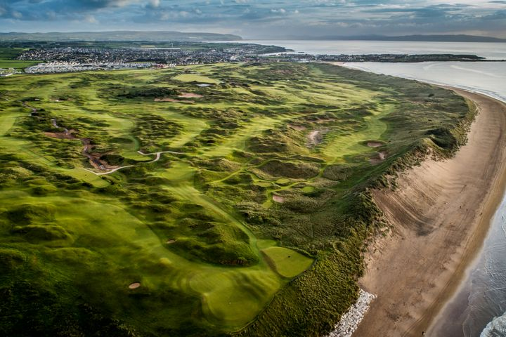 Portrush and Derry Golf Tours