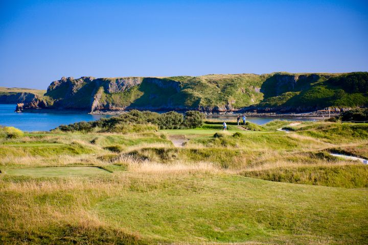 Swansea and Pembrokeshire Golf Tours